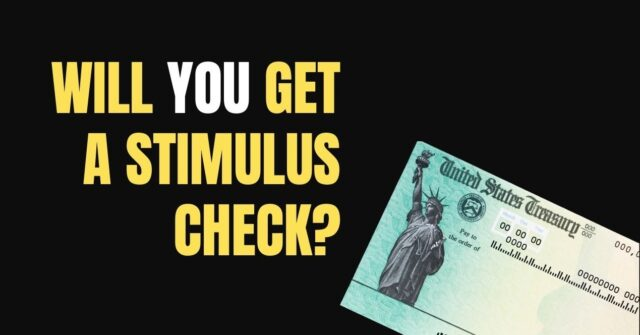 qualify for a stimulus check