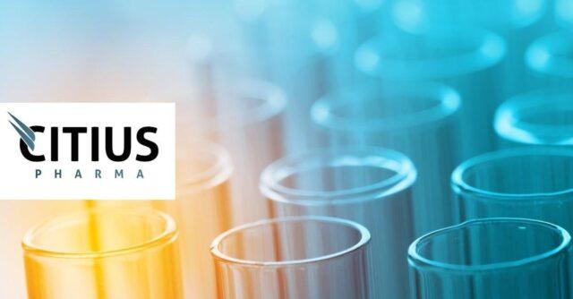 Citius Pharmaceuticals stock