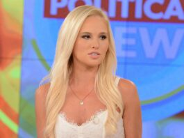 tomi lahren without makeup