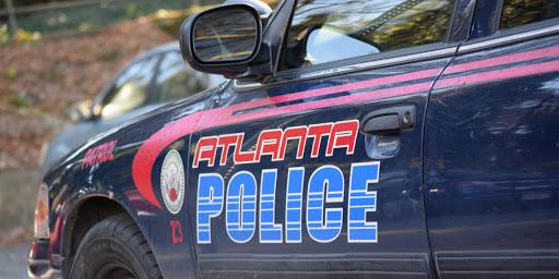 atlanta police department strike