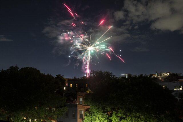 fireworks deblasio