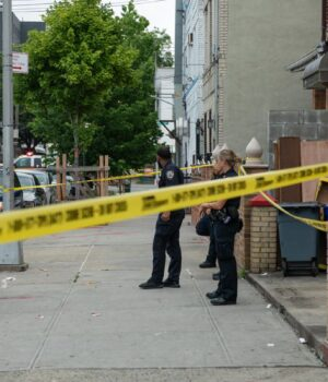 nypd shootings