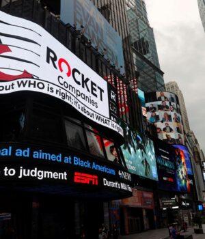 rocket companies (RKT)