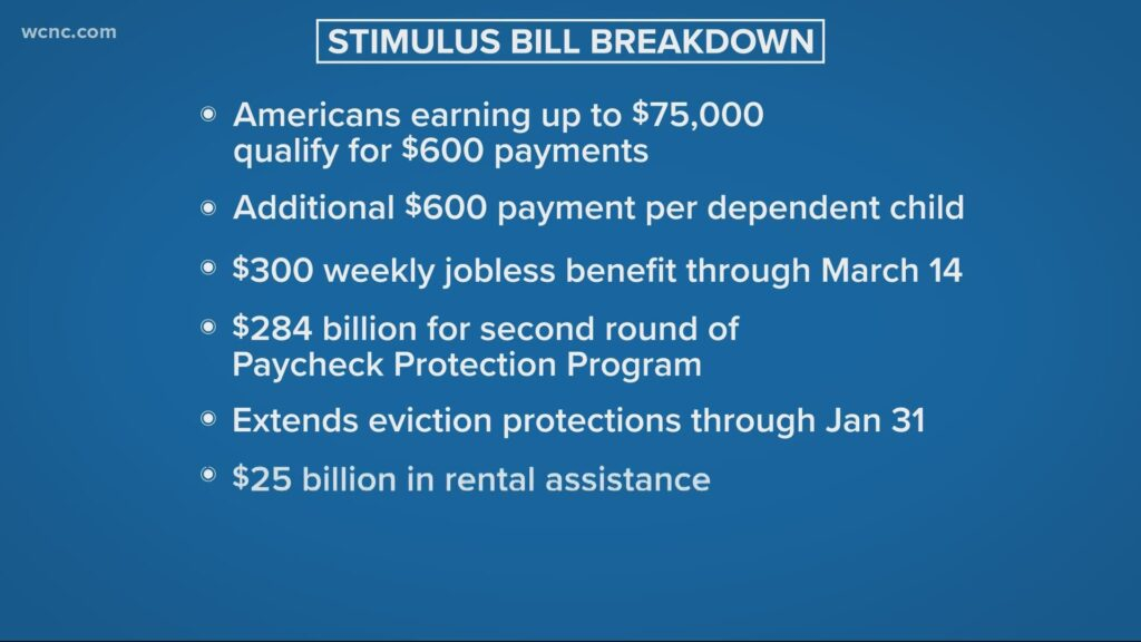 irs stimulus check