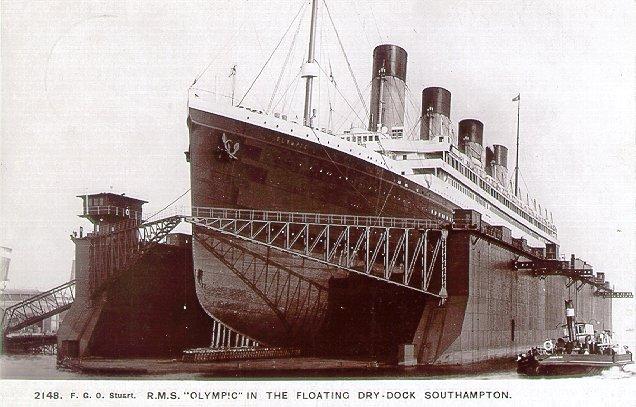 titanic conspiracy theory