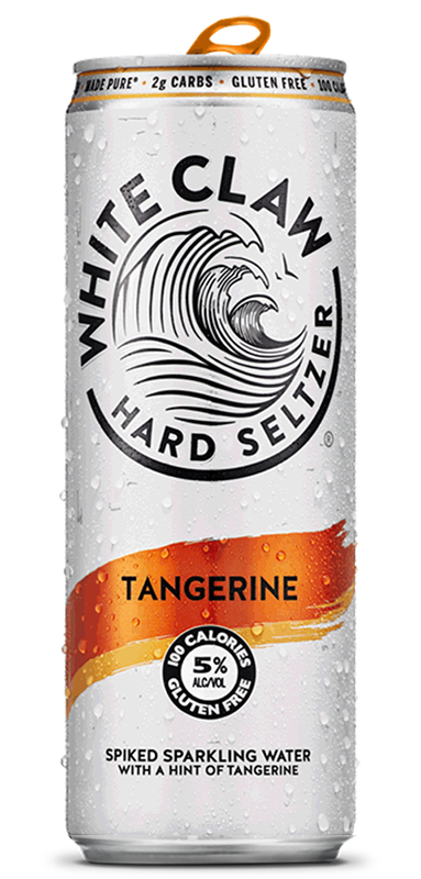 tangerine white claw reviews